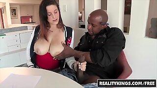 Реалитикингс - тинејџери воле огромне пенисе - (Ноелле Еастон) - напаљени ноелле