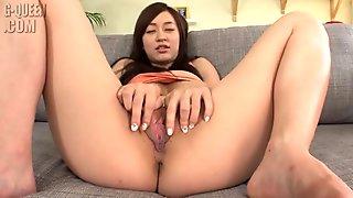 Gqueen bald cunt Maria Nakamura 02