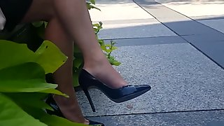 Business Woman Pump Dangle part 2