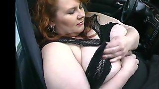 BBW In car