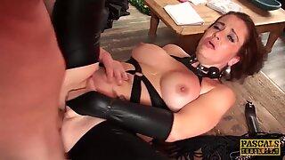 Пасцалссубслутс - милф (мама коју бих јебао) Лиззи Ловерс анални секс доминација садо-мазо
