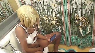 Hardcore Amateur Ebony Babe Step Daughter Msnovember Fucking