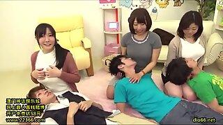 19 - Japanese Mom Breastfeeding Gameshow - LinkFull in my Frofile