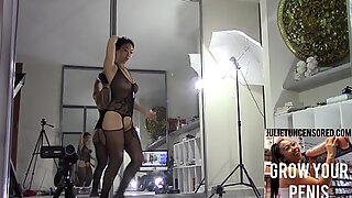 Подригивање @ 2: 20 омањих кинеских девојка са савршено тело и природним одбојницима