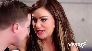 Vivid.com - Big Tit MILF wants her stepson cock
