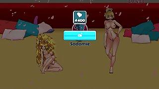 Hentai Heroes: monstrueusement sexy (novembre 2018)